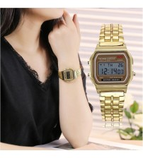 New Fashion Multifunctional Digital Wrist watch For Women