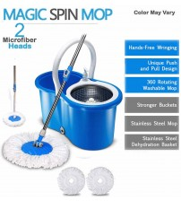 Amazing Magic 360 Degree Spin Mop