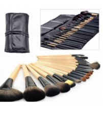 Makeup Brush Set - 24 Makeup Brushes