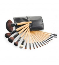 Makeup Brush Set - 18 Makeup Brushes