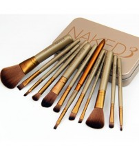 12 Pieces Makeup Brushes