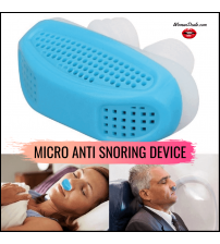 Anti Snoring Device Nose Vent Plugs, Snoring Solution and Air Purifier Filter Nasal Dilators