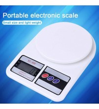 Electronic Kitchen Scale With LCD