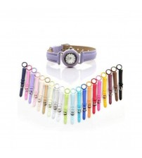 21 Multi Color Straps Watch Set for Women