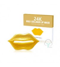24K Gold Collagen Lip Treatment Mask