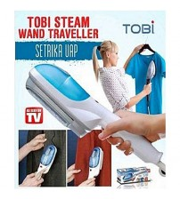 As seen on tv Tobi Portable Travel Steamer Iron