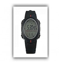 Deemiz Rubber Digital Watch For Boys