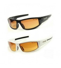 Night Vision Unisex Driving Sunglasses Yellow Lens Over Wrap Around Glasses For Clear view