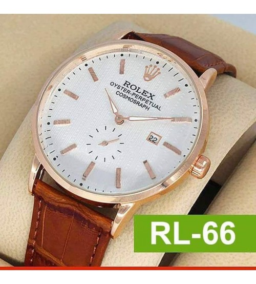 Rolex Cosmograph Watch for Men with Chronograph and Auto Date