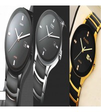 Pack of 3 Analogue Watches with Date for Men/Women