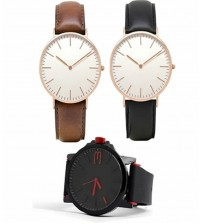 Pack of 3 Watches for Men / Women