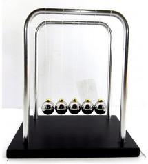 Newton`s Cradle – Unique Gift, Educational Toy & School Lab Apparatus