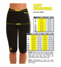 Hot Shapper Pant - Black Color