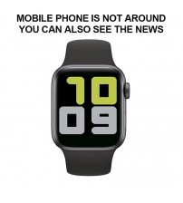T500 Smart Watch Compatible with IOS & ANDROID
