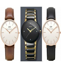 Pack of 3 Analogue Watches